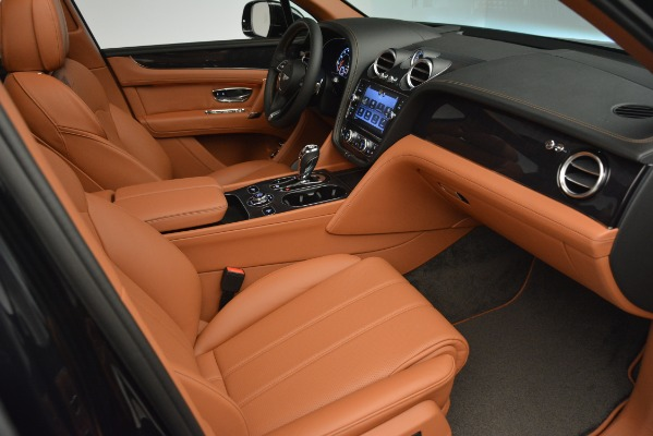 Used 2019 Bentley Bentayga V8 for sale Call for price at Rolls-Royce Motor Cars Greenwich in Greenwich CT 06830 24