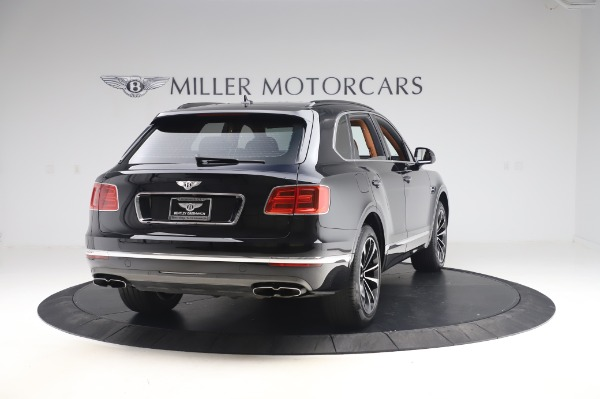Used 2019 Bentley Bentayga V8 for sale Call for price at Rolls-Royce Motor Cars Greenwich in Greenwich CT 06830 7