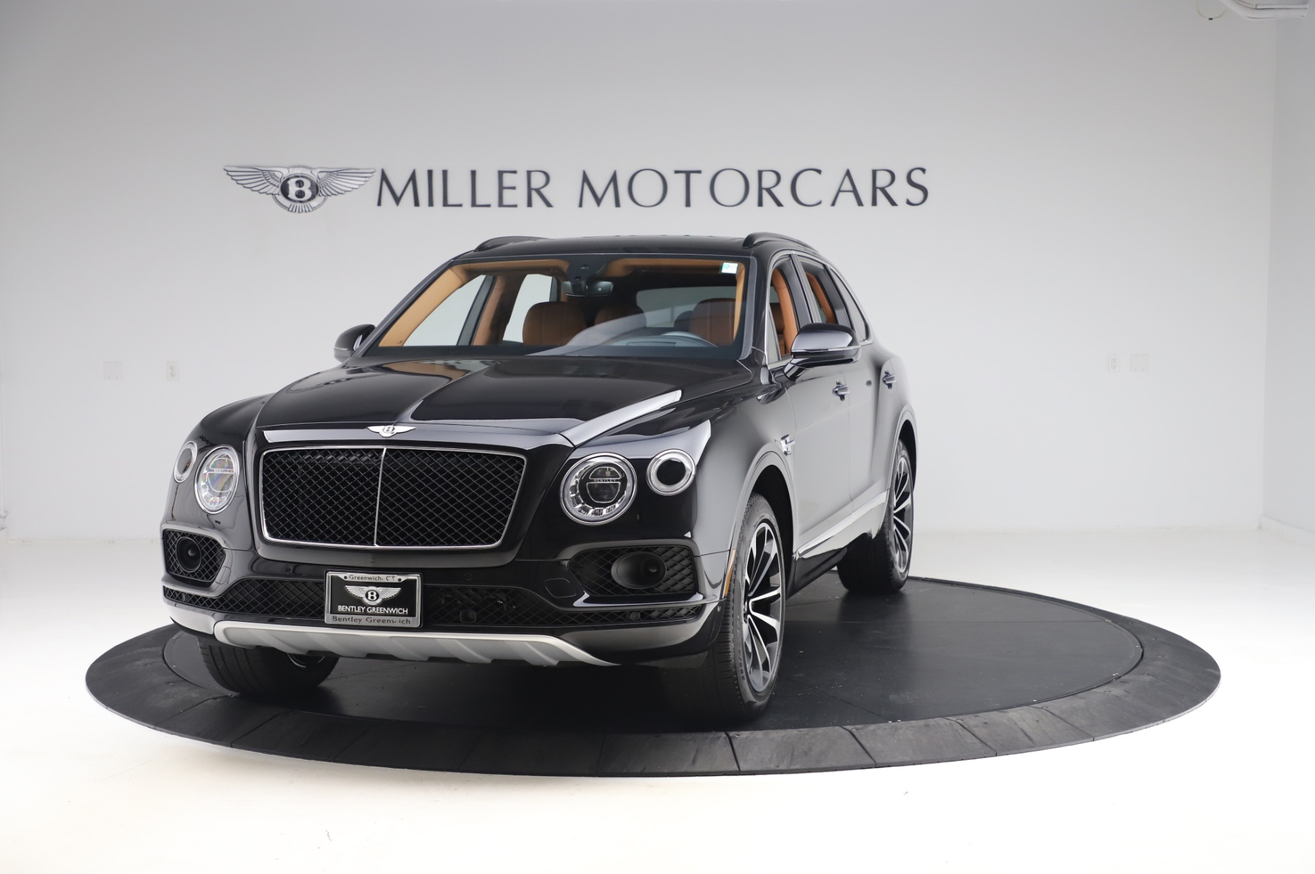 Used 2019 Bentley Bentayga V8 for sale Call for price at Rolls-Royce Motor Cars Greenwich in Greenwich CT 06830 1