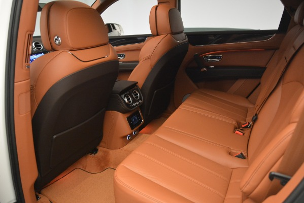 New 2019 Bentley Bentayga V8 for sale Sold at Rolls-Royce Motor Cars Greenwich in Greenwich CT 06830 21