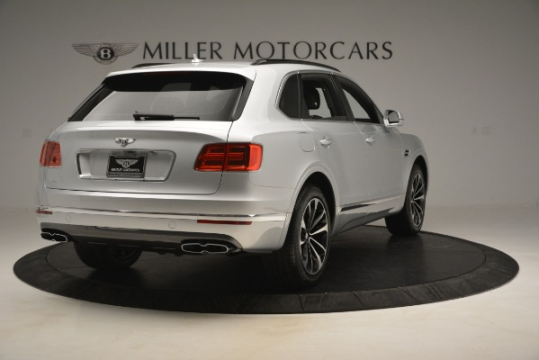 Used 2019 Bentley Bentayga V8 for sale Sold at Rolls-Royce Motor Cars Greenwich in Greenwich CT 06830 7