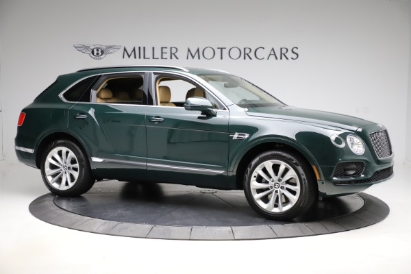 Used 2019 Bentley Bentayga V8 for sale $163,900 at Rolls-Royce Motor Cars Greenwich in Greenwich CT 06830 10