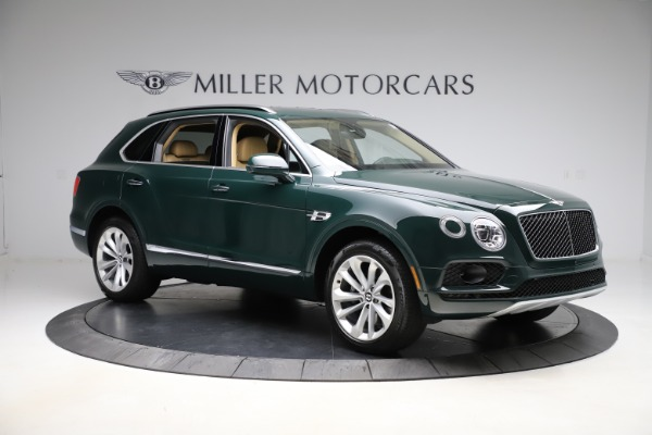 Used 2019 Bentley Bentayga V8 for sale $163,900 at Rolls-Royce Motor Cars Greenwich in Greenwich CT 06830 11