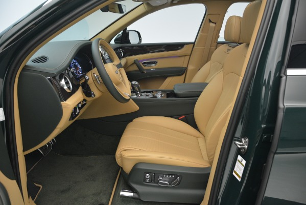 Used 2019 Bentley Bentayga V8 for sale $163,900 at Rolls-Royce Motor Cars Greenwich in Greenwich CT 06830 19