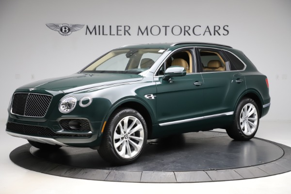 Used 2019 Bentley Bentayga V8 for sale $163,900 at Rolls-Royce Motor Cars Greenwich in Greenwich CT 06830 2