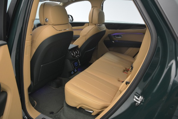Used 2019 Bentley Bentayga V8 for sale $163,900 at Rolls-Royce Motor Cars Greenwich in Greenwich CT 06830 26