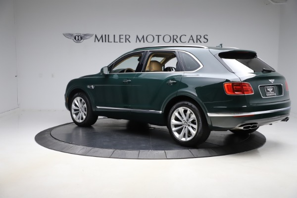 Used 2019 Bentley Bentayga V8 for sale $163,900 at Rolls-Royce Motor Cars Greenwich in Greenwich CT 06830 4