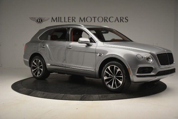 Used 2019 Bentley Bentayga V8 for sale Sold at Rolls-Royce Motor Cars Greenwich in Greenwich CT 06830 10