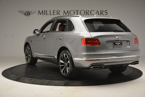Used 2019 Bentley Bentayga V8 for sale Sold at Rolls-Royce Motor Cars Greenwich in Greenwich CT 06830 5