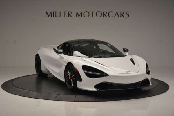 Used 2019 McLaren 720S Coupe for sale Sold at Rolls-Royce Motor Cars Greenwich in Greenwich CT 06830 11