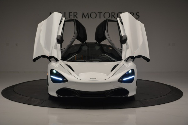 Used 2019 McLaren 720S Coupe for sale Sold at Rolls-Royce Motor Cars Greenwich in Greenwich CT 06830 13