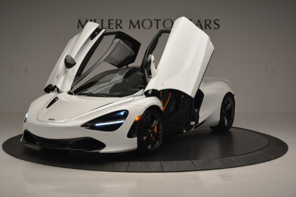 Used 2019 McLaren 720S Coupe for sale Sold at Rolls-Royce Motor Cars Greenwich in Greenwich CT 06830 14