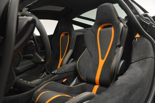 Used 2019 McLaren 720S Coupe for sale Sold at Rolls-Royce Motor Cars Greenwich in Greenwich CT 06830 17