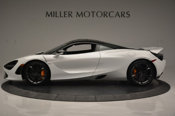 Used 2019 McLaren 720S Coupe for sale Sold at Rolls-Royce Motor Cars Greenwich in Greenwich CT 06830 3