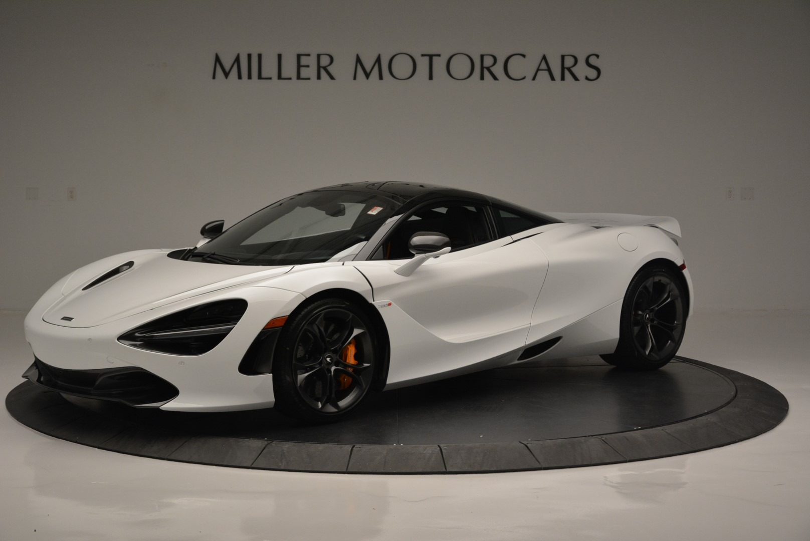 Used 2019 McLaren 720S Coupe for sale Sold at Rolls-Royce Motor Cars Greenwich in Greenwich CT 06830 1