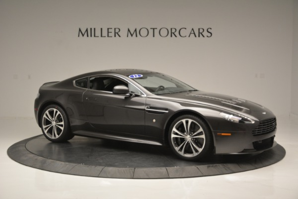 Used 2012 Aston Martin V12 Vantage Coupe for sale Sold at Rolls-Royce Motor Cars Greenwich in Greenwich CT 06830 10