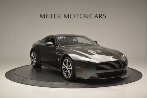 Used 2012 Aston Martin V12 Vantage Coupe for sale Sold at Rolls-Royce Motor Cars Greenwich in Greenwich CT 06830 11