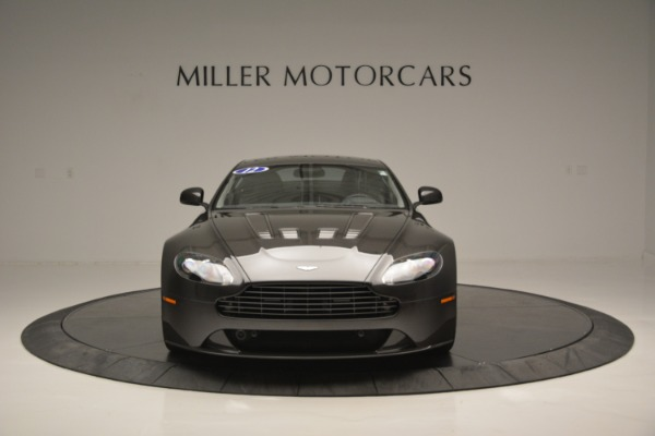 Used 2012 Aston Martin V12 Vantage Coupe for sale Sold at Rolls-Royce Motor Cars Greenwich in Greenwich CT 06830 12