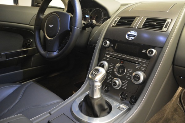Used 2012 Aston Martin V12 Vantage Coupe for sale Sold at Rolls-Royce Motor Cars Greenwich in Greenwich CT 06830 17