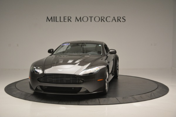 Used 2012 Aston Martin V12 Vantage Coupe for sale Sold at Rolls-Royce Motor Cars Greenwich in Greenwich CT 06830 2