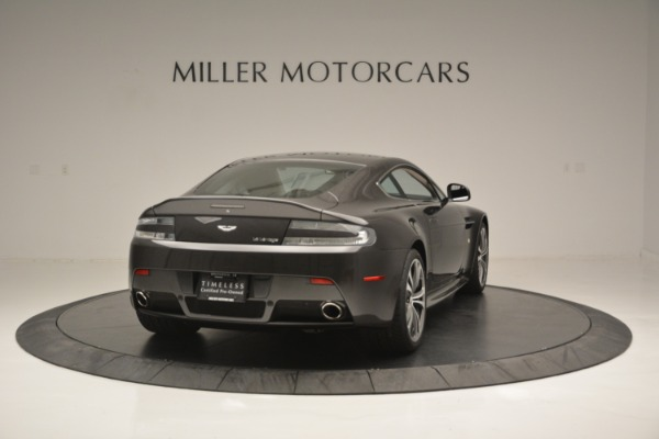Used 2012 Aston Martin V12 Vantage Coupe for sale Sold at Rolls-Royce Motor Cars Greenwich in Greenwich CT 06830 7