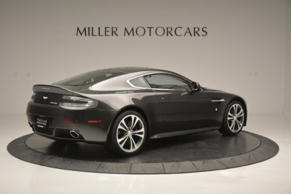 Used 2012 Aston Martin V12 Vantage Coupe for sale Sold at Rolls-Royce Motor Cars Greenwich in Greenwich CT 06830 8