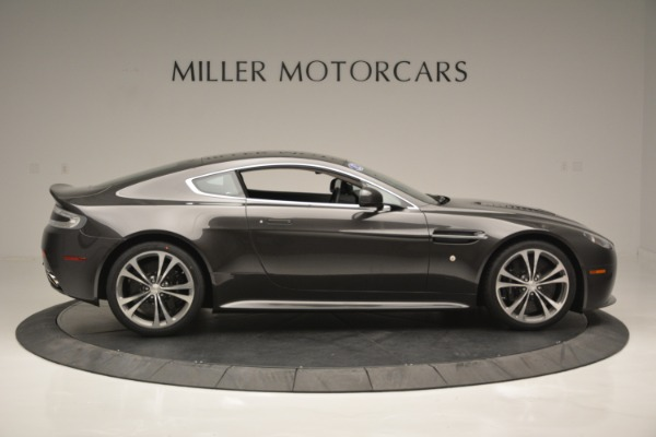 Used 2012 Aston Martin V12 Vantage Coupe for sale Sold at Rolls-Royce Motor Cars Greenwich in Greenwich CT 06830 9