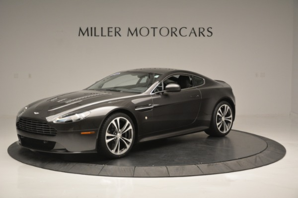 Used 2012 Aston Martin V12 Vantage Coupe for sale Sold at Rolls-Royce Motor Cars Greenwich in Greenwich CT 06830 1
