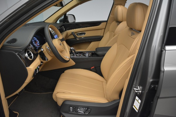 New 2019 Bentley Bentayga V8 for sale Sold at Rolls-Royce Motor Cars Greenwich in Greenwich CT 06830 18