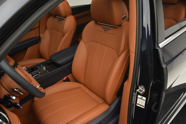 New 2019 Bentley Bentayga V8 for sale Sold at Rolls-Royce Motor Cars Greenwich in Greenwich CT 06830 19