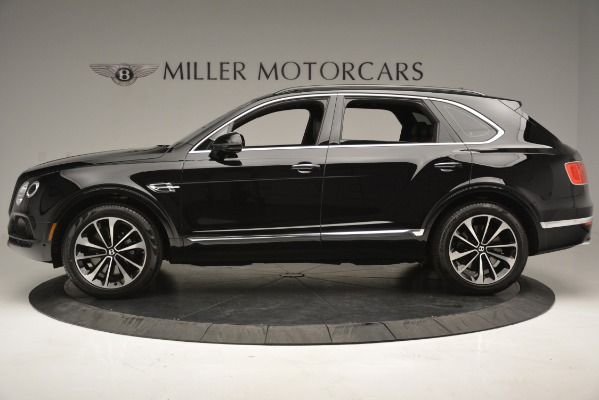 New 2019 Bentley Bentayga V8 for sale Sold at Rolls-Royce Motor Cars Greenwich in Greenwich CT 06830 3