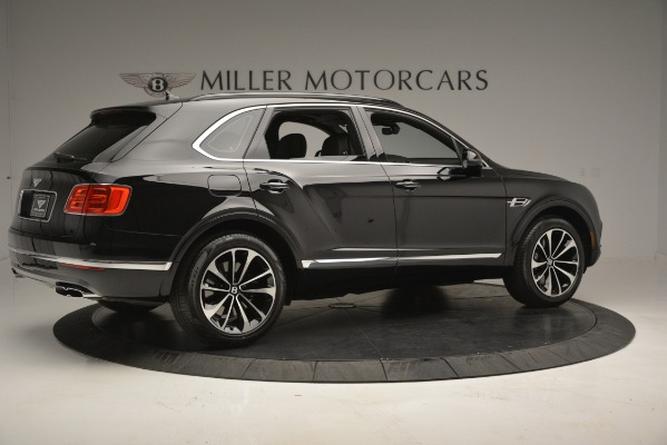 New 2019 Bentley Bentayga V8 for sale Sold at Rolls-Royce Motor Cars Greenwich in Greenwich CT 06830 8