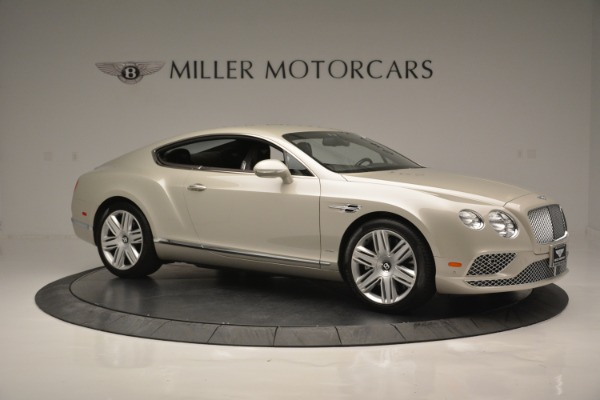 Used 2016 Bentley Continental GT W12 for sale $119,900 at Rolls-Royce Motor Cars Greenwich in Greenwich CT 06830 10