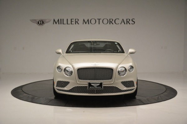 Used 2016 Bentley Continental GT W12 for sale $119,900 at Rolls-Royce Motor Cars Greenwich in Greenwich CT 06830 12