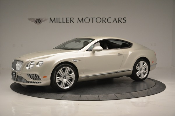 Used 2016 Bentley Continental GT W12 for sale $127,900 at Rolls-Royce Motor Cars Greenwich in Greenwich CT 06830 2