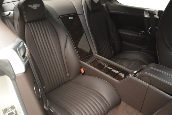 Used 2016 Bentley Continental GT W12 for sale $119,900 at Rolls-Royce Motor Cars Greenwich in Greenwich CT 06830 21