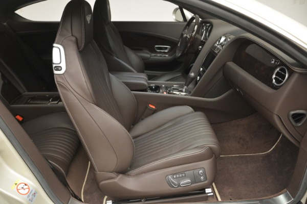 Used 2016 Bentley Continental GT W12 for sale $119,900 at Rolls-Royce Motor Cars Greenwich in Greenwich CT 06830 24