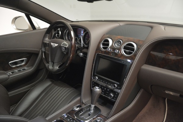Used 2016 Bentley Continental GT W12 for sale $127,900 at Rolls-Royce Motor Cars Greenwich in Greenwich CT 06830 26