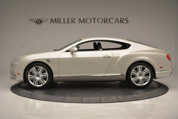 Used 2016 Bentley Continental GT W12 for sale $119,900 at Rolls-Royce Motor Cars Greenwich in Greenwich CT 06830 3