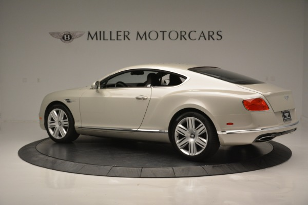 Used 2016 Bentley Continental GT W12 for sale $127,900 at Rolls-Royce Motor Cars Greenwich in Greenwich CT 06830 4