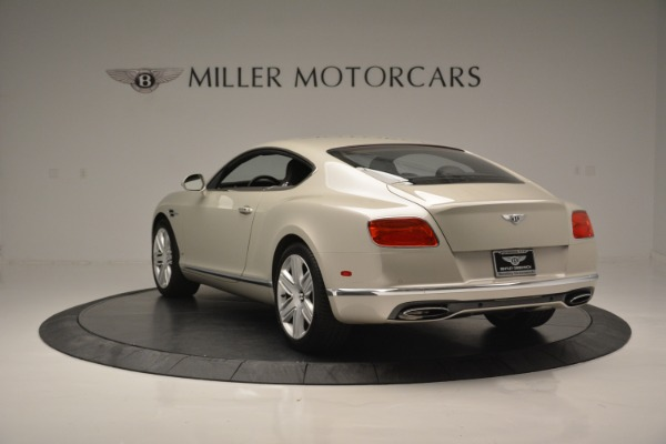 Used 2016 Bentley Continental GT W12 for sale $119,900 at Rolls-Royce Motor Cars Greenwich in Greenwich CT 06830 5