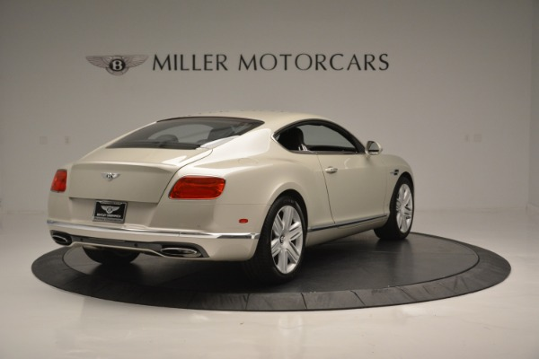 Used 2016 Bentley Continental GT W12 for sale $127,900 at Rolls-Royce Motor Cars Greenwich in Greenwich CT 06830 7