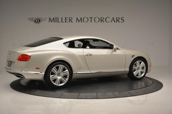 Used 2016 Bentley Continental GT W12 for sale $119,900 at Rolls-Royce Motor Cars Greenwich in Greenwich CT 06830 8