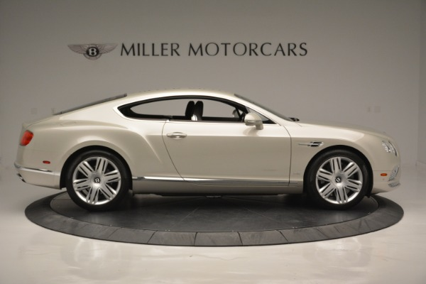 Used 2016 Bentley Continental GT W12 for sale $127,900 at Rolls-Royce Motor Cars Greenwich in Greenwich CT 06830 9