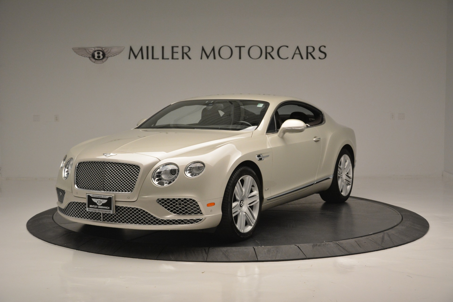 Used 2016 Bentley Continental GT W12 for sale $127,900 at Rolls-Royce Motor Cars Greenwich in Greenwich CT 06830 1