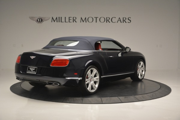 Used 2013 Bentley Continental GT V8 for sale Sold at Rolls-Royce Motor Cars Greenwich in Greenwich CT 06830 17