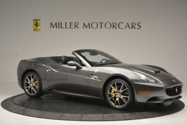Used 2013 Ferrari California 30 for sale $109,900 at Rolls-Royce Motor Cars Greenwich in Greenwich CT 06830 10