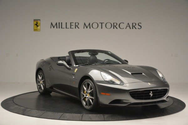 Used 2013 Ferrari California 30 for sale $109,900 at Rolls-Royce Motor Cars Greenwich in Greenwich CT 06830 11