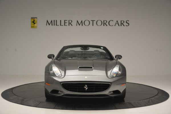 Used 2013 Ferrari California 30 for sale $109,900 at Rolls-Royce Motor Cars Greenwich in Greenwich CT 06830 12