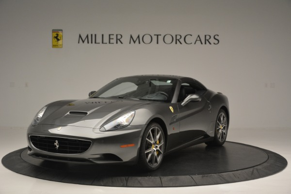 Used 2013 Ferrari California 30 for sale $109,900 at Rolls-Royce Motor Cars Greenwich in Greenwich CT 06830 13